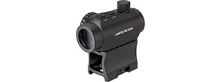 Lancer Tactical Red Dot Scope w/ 2 Mounts (Black)