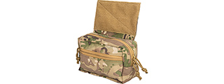 WoSport Sub-Abdominal Pouch for Chest Rig (Camo)