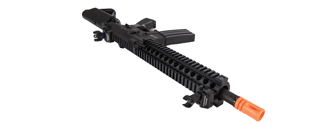 Classic Army MK18 M4 MOD AEG Airsoft Rifle (Black)