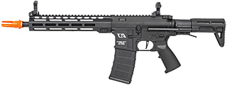 Classic Army Skirmish ECS ML10 M4 PDW M-LOK Carbine AEG Rifle, Bk
