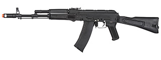 Double Bell AK-74MN Airsoft AEG Rifle w/ Folding Stock (BLACK)