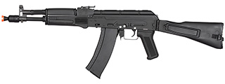 Double Bell AK-105 Airsoft AEG Rifle w/ Foldable Stock (BLACK)