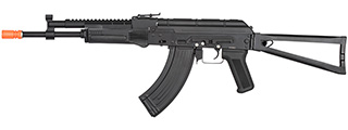 Double Bell AKS-74N RAS Tactical Airsoft AEG Rifle (BLACK)