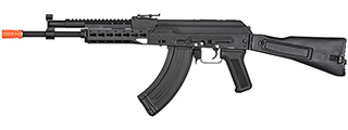 Double Bell AK-74M Airsoft AEG Rifle w/ KeyMod Handguard (BLACK)