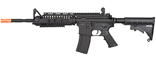 Double Bell M4 Tactical-System AEG Full Metal Airsoft Rifle (BLACK)