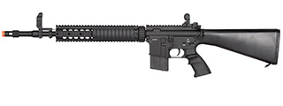 Double Bell MK12 SPR Mod 1 AEG Airsoft Rifle (BLACK)