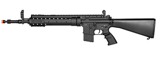 Double Bell MK12 MOD 0 SPR Airsoft AEG Rifle (BLACK)