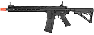 "Double Bell Tactical AR 13"" M-LOK Airsoft AEG Rifle (BLACK)"