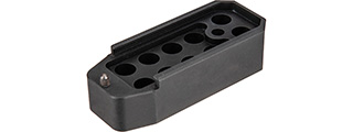 Double Bell M4/AR Magazine Base Plate (BLACK)
