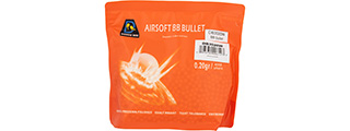 Double Bell 0.20G Airsoft BBs [4000rds] (WHITE)