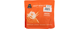 Double Bell 0.23G Airsoft BBs [3000rds] (WHITE)