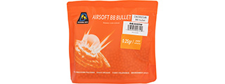 Double Bell 0.25G Airsoft BBs [3000rds] (WHITE)