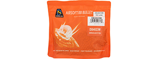 Double Bell 0.23G Airsoft BBs [3000rds] (PEARL WHITE)