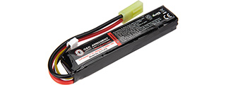 G&G 20C 11.1V 800mAh Li-Po Battery (For M4/M16 Stock Tube)