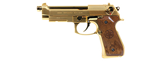 G&G GPM92 GP2 GBB Pistol (Gold Limited Edition)