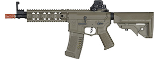 "ARES Amoeba GEN5 10"" M4 CQB AM-008 with EFC System (Dark Earth)"