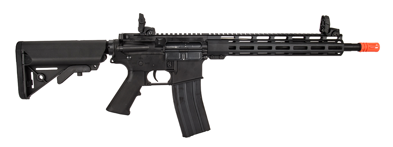 "Arcturus Tactical AR01CB 12"" M4 AEG Airsoft Rifle w/ M-LOK Handguard (Black)"