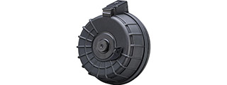 LCT LCK-16 2000 Round Electric Winding Drum Magazine (Black)