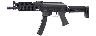 LCT ZP-19-01 Vityaz AEG Rifle w/ Folding Stock (Black)