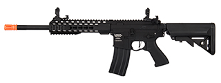 "Lancer Tactical LT-19B-G2-M M4 KeyMod 10"" (Black)"