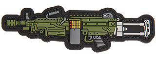 3D RIFLE PVC PATCH (OD)
