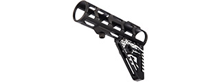 Ranger Armory Aluminum Patriot Stock (Black)