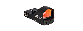 Sig Sauer Air Reflex Red Dot Sight 1x 23mm 3 MOA Dot Reticle
