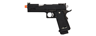 WE-Tech Black Dragon 5.1 Competition Series Hi-Capa Full Auto Gas Blowback Pistol (Black)