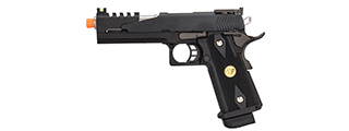 "WE-Tech Hi-Capa 5.1 ""Dragon"" Full Auto Gas Blowback Airsoft Pistol (Black)"