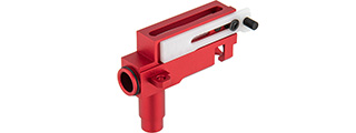 Lancer Tactical CNC Machined Aluminum Hop-Up Unit for AK AEGs (RED)