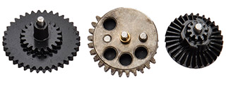 Lancer Tactical 16:1 Ratio Steel CNC Gear Set