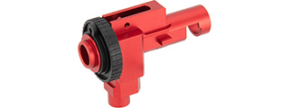 Lancer Tactical CNC Machined Rotary Hop-Up Unit for M4 / M16 AEGs (RED)