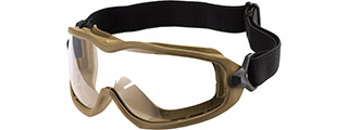 WoSport Ant-Shaped Goggles (Color: Tan)