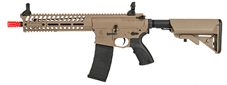LT-101TL MULTI-MISSION CARBINE (COLOR: TAN & BLACK) 10.5 INCH BARREL