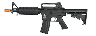 LT-01B-G2 M4 M933 COMMANDO FIELD AEG AIRSOFT RIFLE (COLOR: BLACK)