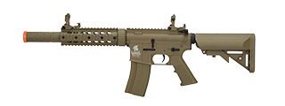 LT-15T-G2 AIRSOFT POLYMER M4 GEN 2 SD AEG RIFLE (TAN)