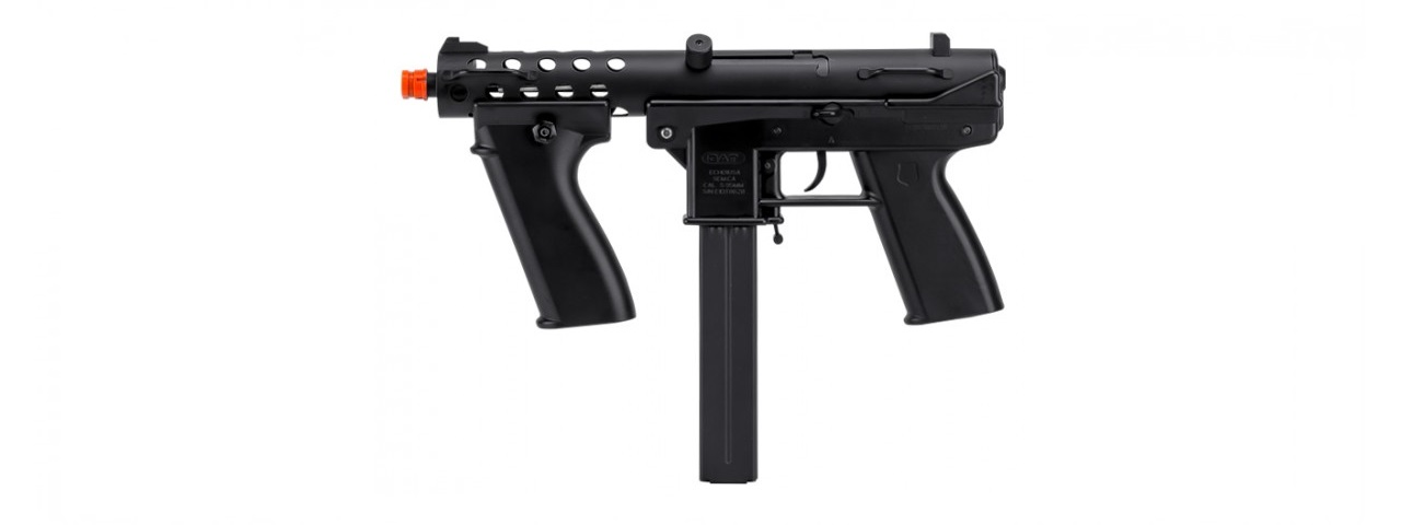 ECHO 1 GENERAL ASSAULT TOOL (GAT) AIRSOFT AEG SUBMACHINE GUN (BLACK)
