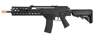 ECHO 1 MODULAR TACTICAL CARBINE MTC2 AIRSOFT AEG RIFLE (BLACK)