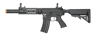 "Lancer Tactical LT-15 M4 SD 7"" ProLine AEG [HIGH FPS] (BLACK)"