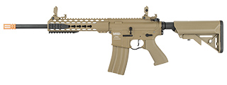 Lancer Tactical LT-19 M4 Carbine ProLine AEG [HIGH FPS] (TAN)