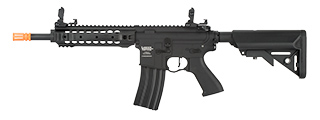 Lancer Tactical LT-24 M4 QCB ProLine AEG [HIGH FPS] (BLACK)