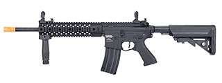 Lancer Tactical LT-12 ProLine Series M4 EVO Airsoft AEG Rifle [HIGH FPS] (BLACK)