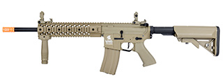 Lancer Tactical LT-12 Hybrid Gen 2 M4 EVO Airsoft AEG Rifle [HIGH FPS] (TAN)