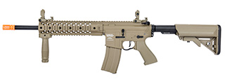 Lancer Tactical LT-12 ProLine Series M4 EVO Airsoft AEG Rifle [LOW FPS] (TAN)
