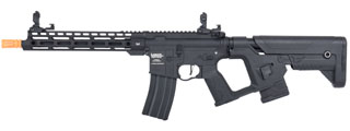 Lancer Tactical Enforcer BLACKBIRD AEG Rifle w/ Alpha Stock [LOW FPS] (BLACK)