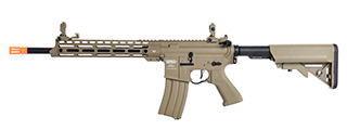 Lancer Tactical Enforcer BLACKBIRD Airsoft AEG Rifle [HIGH FPS] (TAN)