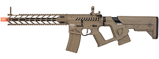 Lancer Tactical Enforcer NIGHT WING Skeleton AEG [HIGH FPS] w/ Alpha Stock (TAN)