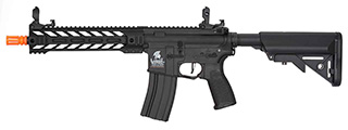 Lancer Tactical Enforcer Hybrid Gen 2 BATTLE HAWK AEG [HIGH FPS] (BLACK)