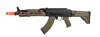 ICS CXP-ARK AK Style AEG Airsoft Rifle (OD Green)