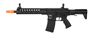 "Classic Army 10"" M-LOK Delta 10 M4 Airsoft AEG Rifle w/ PDW Stock (Black)"
